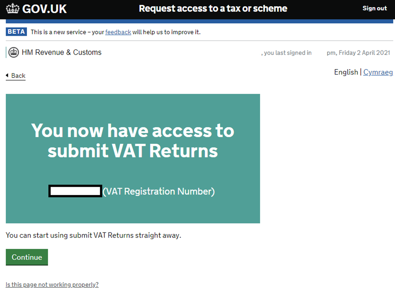 HMRC-VAT-enrolment-successful-11
